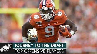 Taking Stock of the Top Offensive Players w/ Dane Brugler | Journey to the Draft