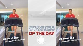 ZAPPING - STORIES OF THE DAY avec Presnel Kimpembe, Ander Herrera & Thomas Meunier