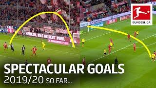 Top 5 Most Spectacular Goals 2019/20 so far | MAGICAL GOALS |  Coutinho, Can & More