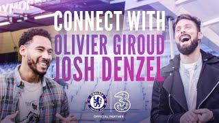 Best & Worst Dressed Chelsea Footballers with Olivier Giroud & Josh Denzel | Connect With Episode 3