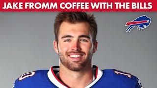 Jake Fromm's First Snow Experience, Passion For Hunting & More | Buffalo Bills