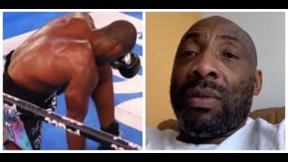 'HOW MUCH DO YOU WANT IT? - JOHNNY NELSON QUESTIONS DANIEL DUBOIS, REACTS TO HIS DEFEAT TO JOE JOYCE