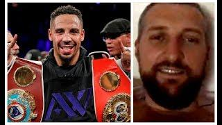 'GET WARD TO ENGLAND & I'LL RISK TAKING ANOTHER BEATING' - CARL FROCH TEMPTED BY ANDRE WARD REMATCH