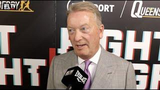 'WE NEED SKY IN BOXING!' - FRANK WARREN REACTS TO EDDIE HEARN'S DEAL WITH DAZN / DUBOIS & FURY WINS