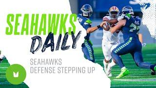 Offensive Line Excelling | Seahawks Daily