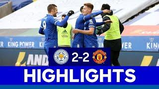 Entertaining Boxing Day Draw For The Foxes | Leicester City 2 Manchester United 2 | 2020/21