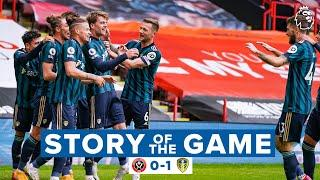 Story of the Game   Sheffield United 0-1 Leeds United   Late Bamford header wins Yorkshire derby