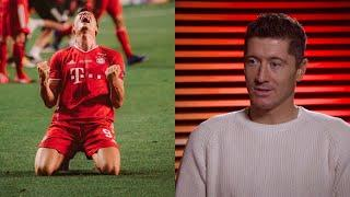 Always in the mood to win! Robert Lewandowski and FC Bayern start into the UEFA Champions League