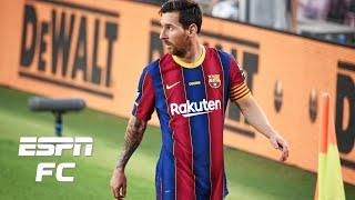 Lionel Messi as a false 9 would leave Barcelona with many questions to answer - Moreno | ESPN FC