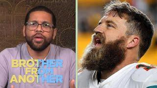 Michael Smith: Ryan Fitzpatrick has 'seen it all, done it all' | Brother From Another | NBC Sports