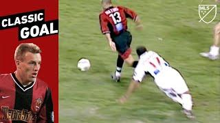 On This Day: Clint Mathis Dribbles Past Whole Team, Leaves Defenders on the Ground