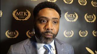 'I THOUGHT IT WOULD BE ANOTHER MAYWEATHER/CANELO SCENARIO' - SPENCER FEARON ON LOMA/LOPEZ & MTK SHOW