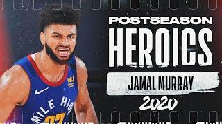 Jamal Murray's 2020 Playoffs Run So Far‼ | #PostseasonHeroics