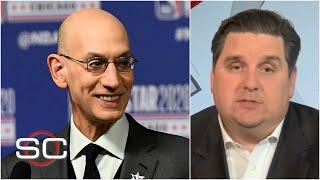 It's looking like not all 30 teams will play if the NBA returns - Brian Windhorst   SportsCenter