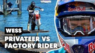 What Separates Hard Enduro Factory Riders From Privateers? | WESS Diaries 2019 S1E1
