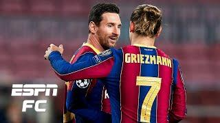 Will a Messi-Griezmann partnership finally click at Barcelona this season? | ESPN FC Extra Time