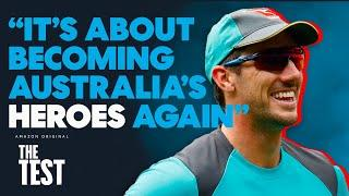 """""""Are You In?"""" Justin Langer Meets the Squad on His First Day as Australia Coach"""