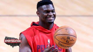 Zion Williamson is making the superstar leap | SportsNation