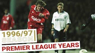 Every Goal from LFC's 1996/97 Season | Fowler tops the scoring charts