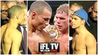 'I RESPECT HIM, BUT HE'S STILL A C***' - BILLY JOE SAUNDERS & EUBANK JR HEATED & FUNNY EXCHANGES