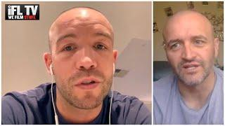 'ITS GOOD WHAT EDDIE IS DOING, AT LEAST HE'S MAKING MOVES' - TJ DOHENY ON EDDIE HEARN'S 'FIGHT CAMP'