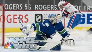 Montreal Canadiens vs. Vancouver Canucks | EXTENDED HIGHLIGHTS | 1/21/21 | NBC Sports