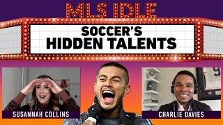 No Games: Soccer Players Reveal Amazing Hidden Talents