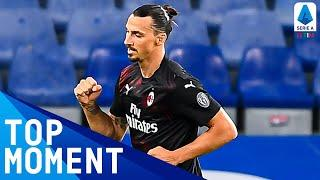 Zlatan scores 49th and 50th goal for Milan! | Sampdoria 1-4 Milan | Top Moment | Serie A TIM