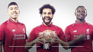 8 things you didn't know about the Salah-Mané-Firmino trio | Oh My Goal