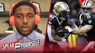 Saints are more likely to win NFC over Bucs, talks Kamara's value — Reggie Bush | SPEAK FOR YOURSELF