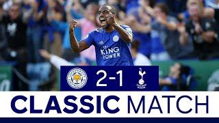 Ricardo & Maddison Score In Spurs Win | Leicester City 2 Tottenham Hotspur 1 | Classic Matches