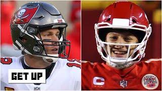Is Tom Brady vs. Patrick Mahomes the best QB matchup in Super Bowl history? | Get Up