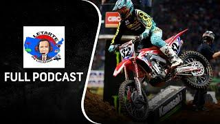 Christian Craig driven by kids to pursue Supercross dream, stay hungry | Letarte on Location Podcast