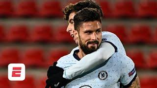 Rennes vs. Chelsea reaction: Olivier Giroud makes impact as sub again in Champions League | ESPN FC