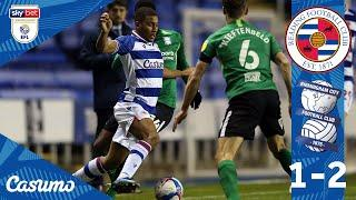 READING 1-2 BIRMINGHAM | Visitors hold out to prevent Royals' fight-back