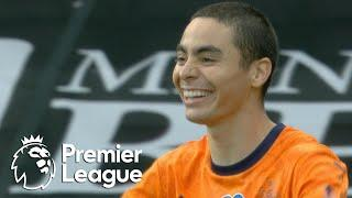 Miguel Almiron gives Newcastle 3-0 lead v. Bournemouth | Premier League | NBC Sports