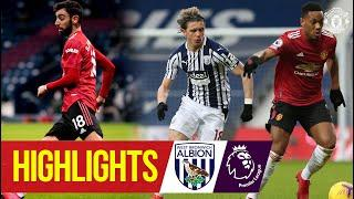Highlights | West Brom 1-1 Manchester United | Premier League