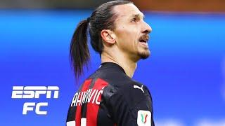 Should Zlatan apologize to his teammates for being sent off for AC Milan vs. Inter? | Extra Time