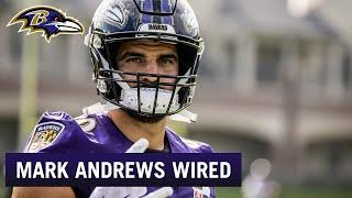 Mark Andrews Puts in the Work | Ravens Wired