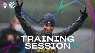 SHAKHTAR vs INTER | PRE-MATCH TRAINING SESSION | 2020-21 UEFA CHAMPIONS LEAGUE