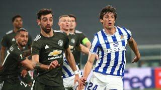 HIGHLIGHTS | Real Sociedad 0-4 Manchester United | EUROPA LEAGUE