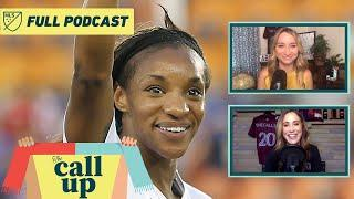 World Cup Champ Crystal Dunn on Kneeling During the National Anthem