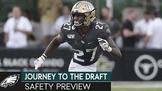 Previewing the 2021 NFL Draft Safety Class | Journey to the Draft