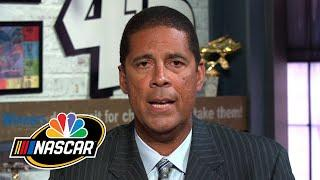 Brad Daugherty commends athletes who use platforms to promote justice | Motorsports on NBC