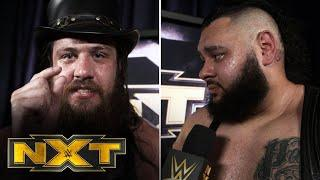 Reed weighs in on his win and Grimes sings his own praises: WWE Network Exclusive, Aug. 12, 2020