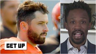 Baker Mayfield and the Browns are in trouble if they start 0-2 - Domonique Foxworth | Get Up