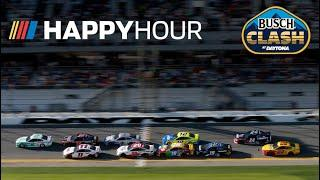 NASCAR Happy Hour: The Busch Clash from Daytona in 50 Minutes
