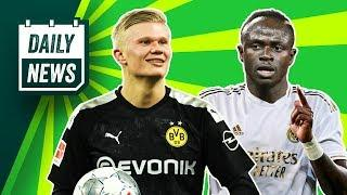 Liverpool told to SELL Mane and Salah + Real Madrid to replace Jovic!  Daily News