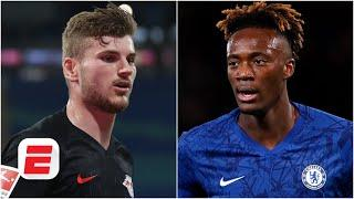 Timo Werner's Chelsea arrival gives Tammy Abraham needed competition - Frank Lampard | ESPN FC