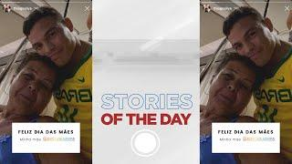 ZAPPING - STORIES OF THE DAY with Neymar Jr, Thiago Silva & Christiane Endler